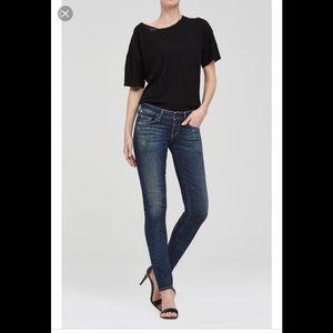 Citizens of Humanity Racer Skinny Jeans 24